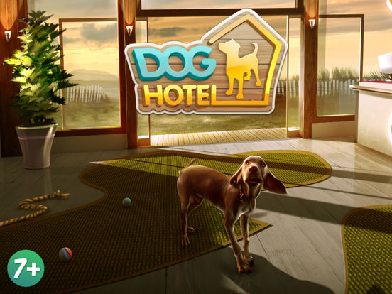 DogHotel Premium- My hotel for labradors Screenshots