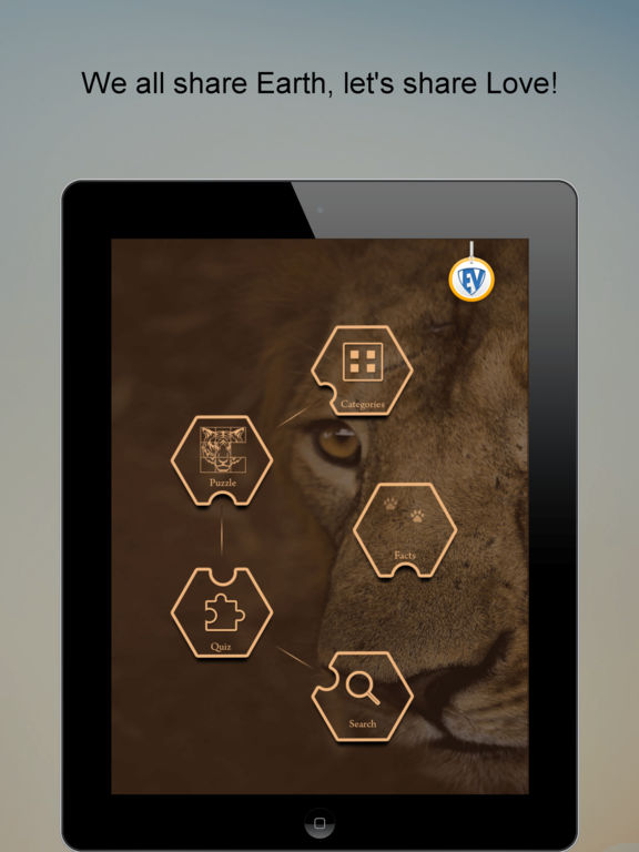 Animals Encyclopedia (Facts, Classification, Biodiversity, Habitat) & Puzzle screenshot