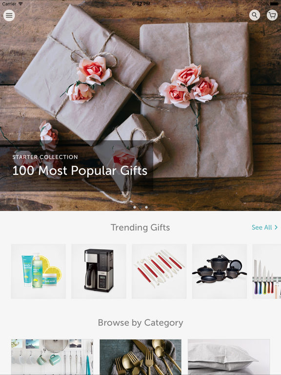 Zola Wedding Registry - Gifts, Experiences, Honeymoon, Cash Funds and ...