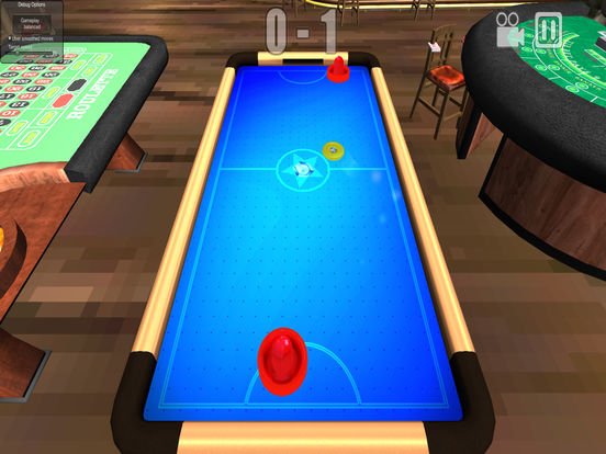 Air hockey hero для iPad