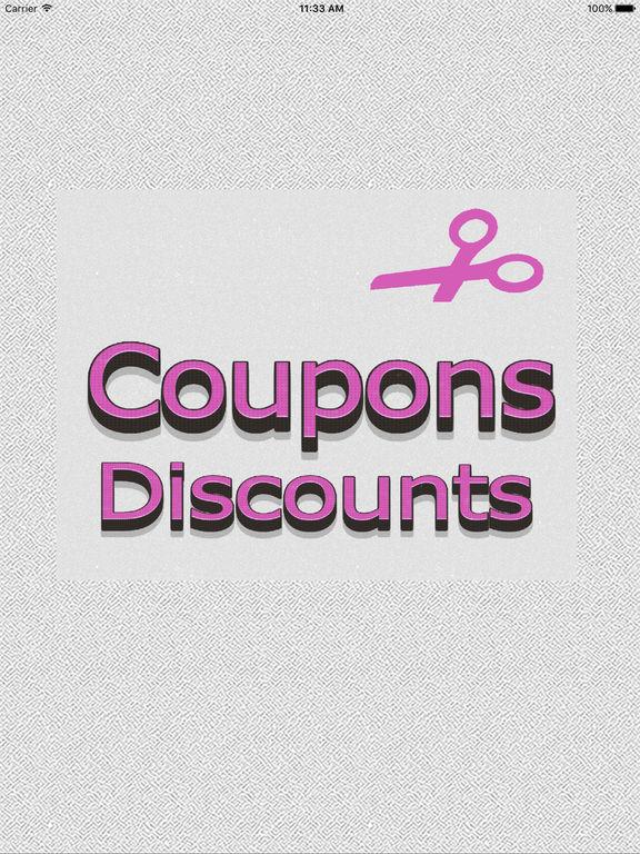 Coupons for Dillards Shopping App-ipad-0