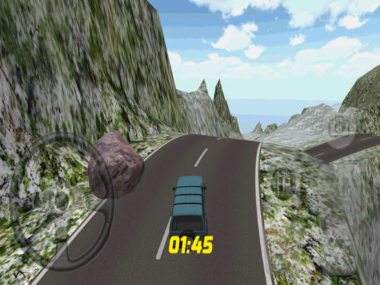 Jeep Garage Simulator iPad Screenshot 1