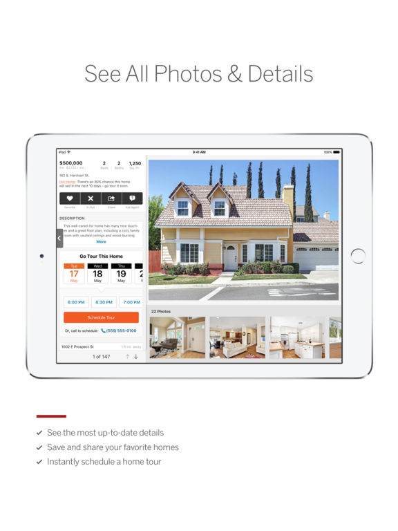 Real Estate by Redfin – Search Homes, Condos & Town Houses For Sale screenshot