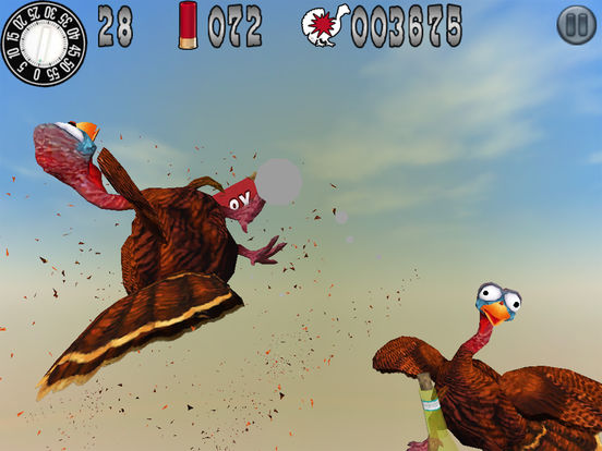Jive Turkey Shoot iPad Screenshot 5