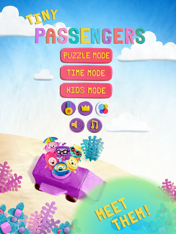 Tiny Passengers Screenshots