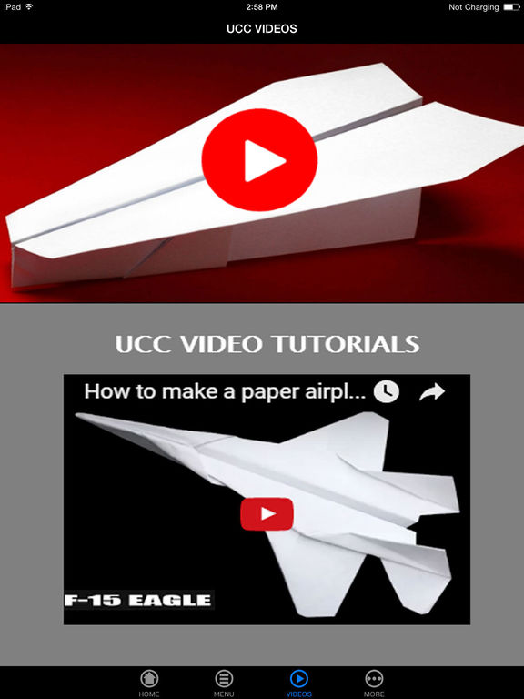 How To Make A Dragonfly Paper Airplane