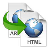 Webarchive to HTML