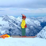涡轮增压极速滑雪 Turbo Snow Skiing