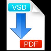 VSD to PDF