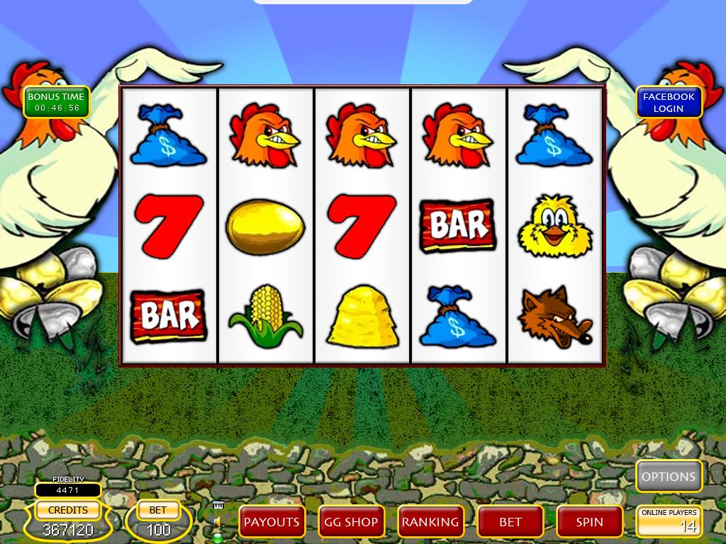 Giochi slot machine la gallina