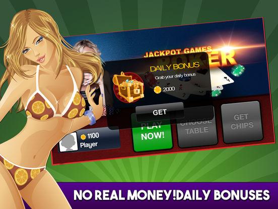 Texas Holdem Poker Offline Full screenshot 7