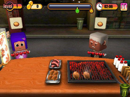 Ann's Barbecue Stalls HD iPad Screenshot 2