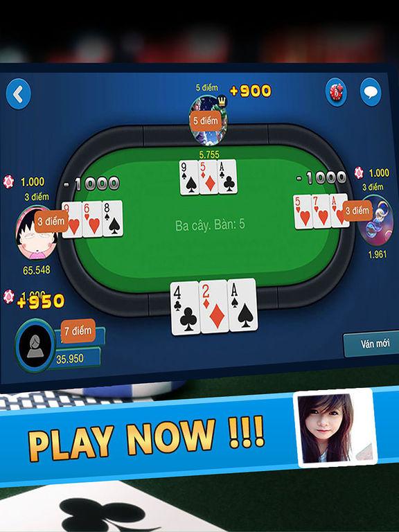 Beme - Game đánh bài online  Game bài Tiến Lên VIPscreeshot 2