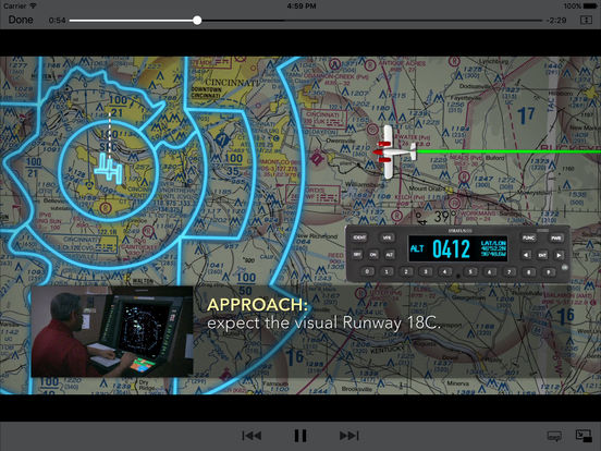 VFR Pilot Communications iPad Screenshot 5