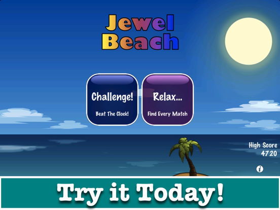Jewel Beach! iPad Screenshot 4