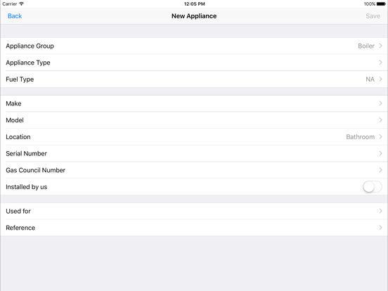CommuSoft:Mobile iPad Screenshot 5