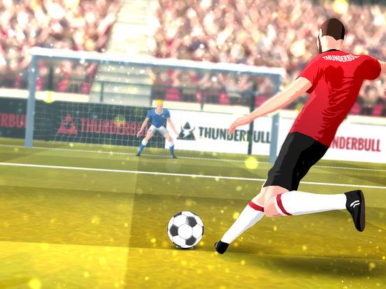 World Football Kick: Champions Cup 17 на iPad