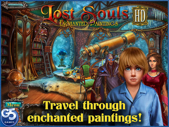 Lost Souls: Enchanted Paintings HD (Full) Screenshots