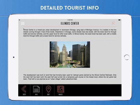Chicago: Travel Guide iPad Screenshot 3