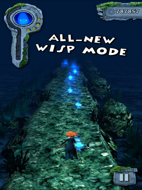 Screenshot #5 for Temple Run: Brave