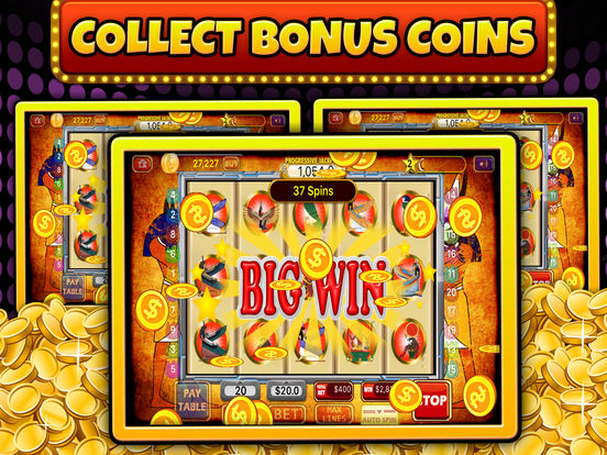 Slot Machine Games Free Las Vegas Casino - Best Spin Win High 5-ipad-1