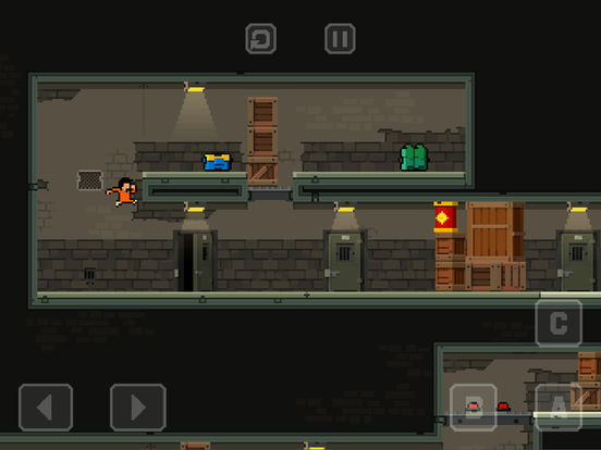 Prison Run and Gun Screenshots