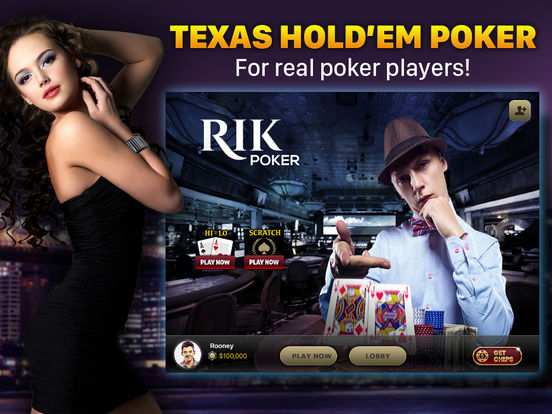 Texas holdem ipad free