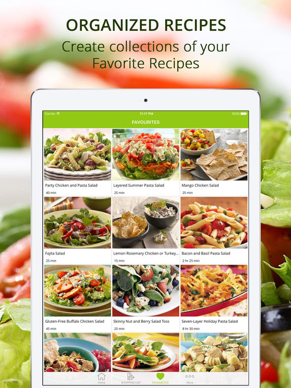 Premium Salad Recipes - cook and learn guide Screenshots