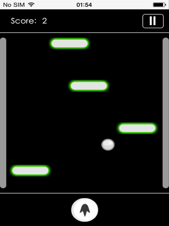 Glowing Ball Screenshots