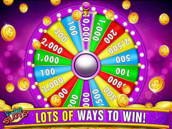 Vintage Slots Las Vegas - Old Slot Machine Games!screeshot 5