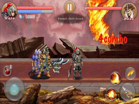 ARPG Hero Of Legend Pro screenshot 6