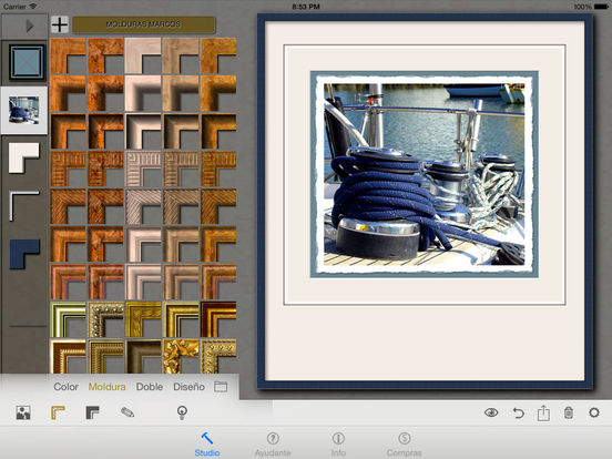 Frame Builder - Custom Photo Frames & Framing Art Screenshots