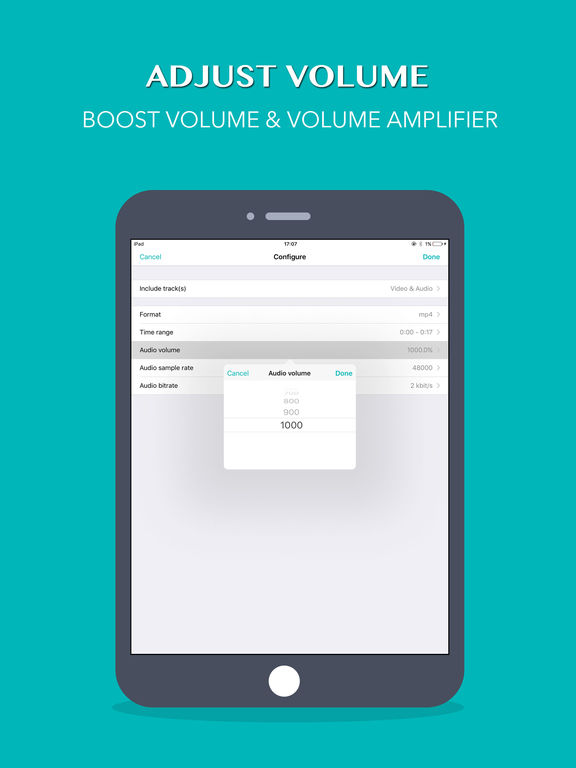 Volume Booster & Amplifier & Eraser & Equalizer Screenshots