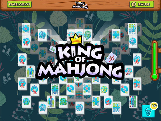 Mahjong Solitaire - King of Tile Screenshots