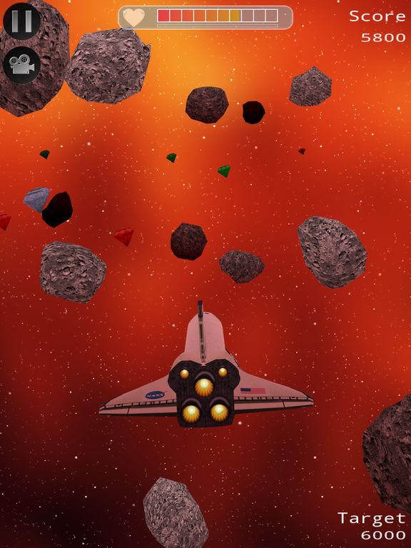 Space Shuttle: Meteor Impactscreeshot 3