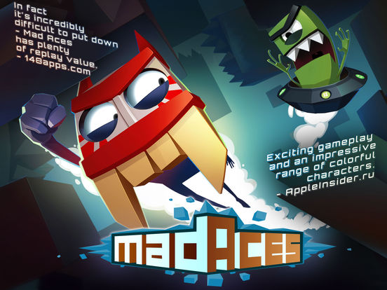 Mad Aces Screenshot