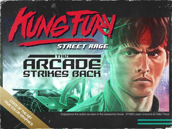Kung Fury: Street Rage Screenshot
