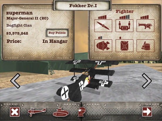 Screenshot #3 for Dogfight Elite