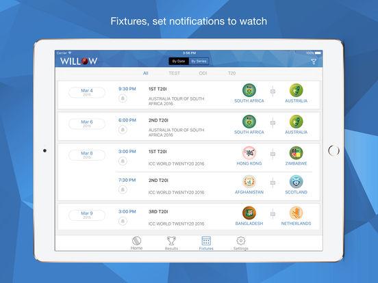 Willow TV iPad Screenshot 4