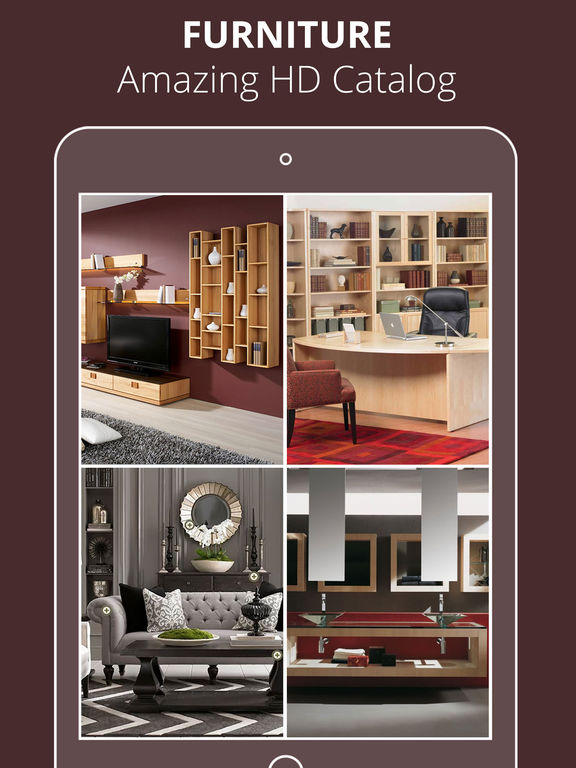 App Shopper Best Furniture Styler Furnish Design Catelog Catalogs