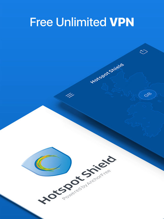 Hotspot Shield Free VPN | Best VPN to Unblock Sites, WiFi Security & Privacy screenshot
