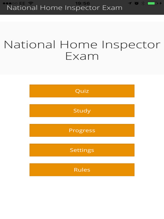 National Home Inspector Exam on the App Store