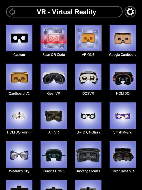 sc1024x768 The Best VR applications and games to your iPhone