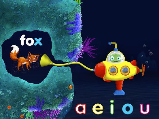 Tiggly Submarine: Preschool ABC Game. Скрин 5