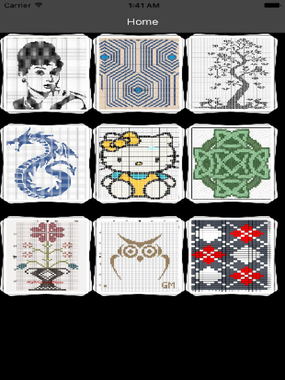 Crochet Stitches App : Tapestry Crochet Patterns on the App Store
