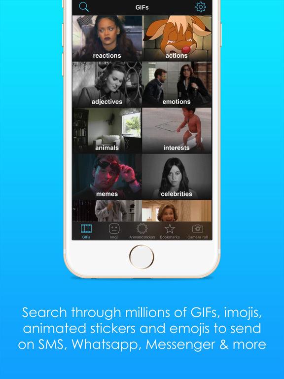 BriefKey – Custom Swipe & GIF Keyboard Screenshots