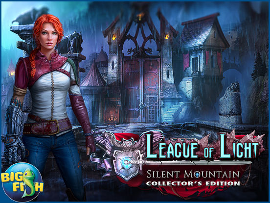 League of Light: Silent Mountain - A Hidden Object Mystery (Full)screeshot 5