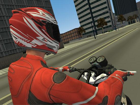 Traffic Motorbikescreeshot 1