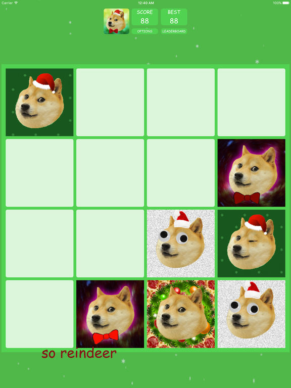 2048 - Doge Version screenshot