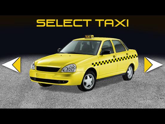Такси ВАЗ ЛАДА Симулятор Скриншоты6